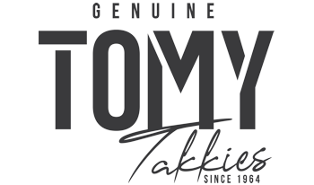 Tomy Takkies-Genuine Tomy Takkies Since 1964